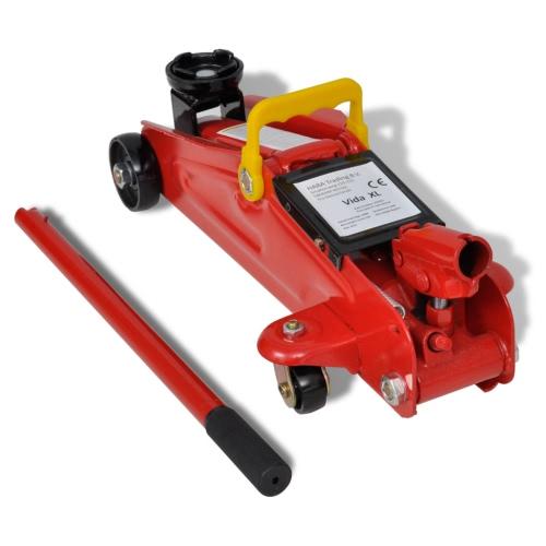 Andar jack macaco hidráulico 2 ton Red