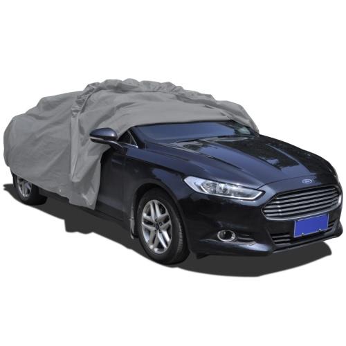 tamaño XXL Fleece cubierta del coche