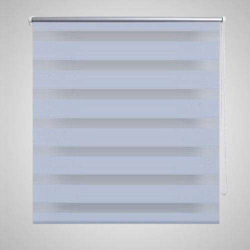 Doppelrollo 90 x 150 cm weiß