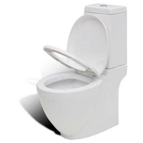 Дизайн стенда Туалет / WC керамика вкл. Мягкая близко сиденье для унитаза