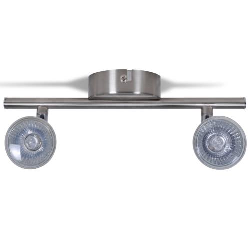 lámpara de techo de iluminación de la lámpara de techo 2 de halógenos