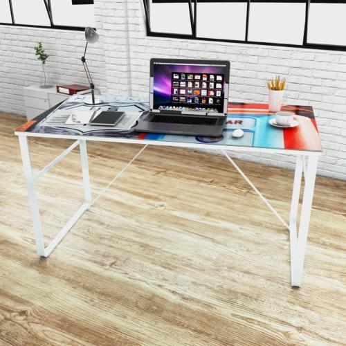 Schreibtisch mit Lifestyle Imprimer