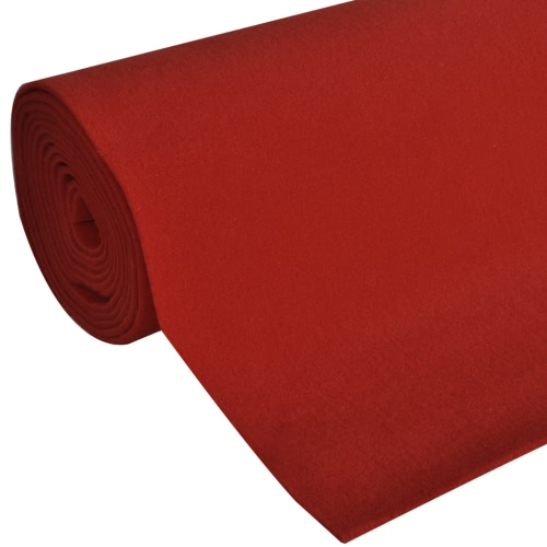 Roter Teppich 1 x 10 m