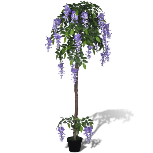 Artificial Wisteria with Pot 160 cm