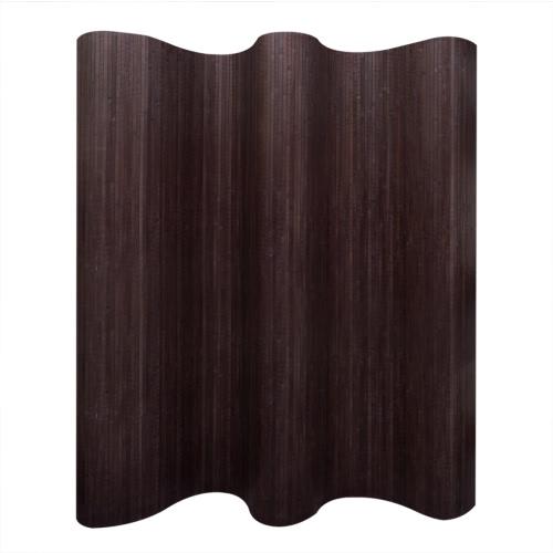 Бамбук комнатный делитель темно-коричневый