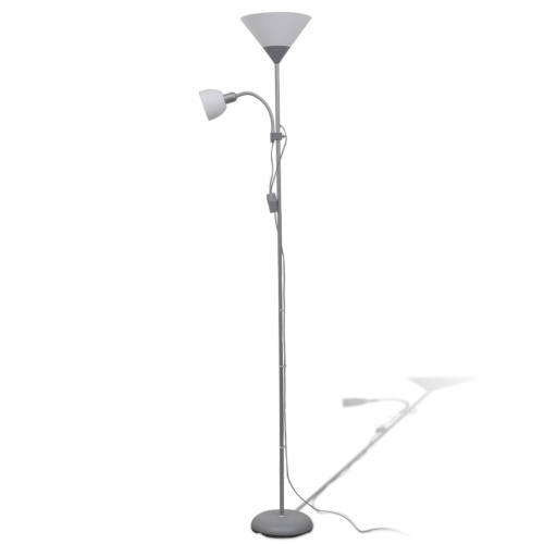 floor lamp gray
