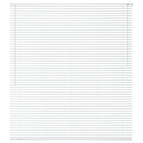 Оконные шторы ПВХ 60х220 см Белый