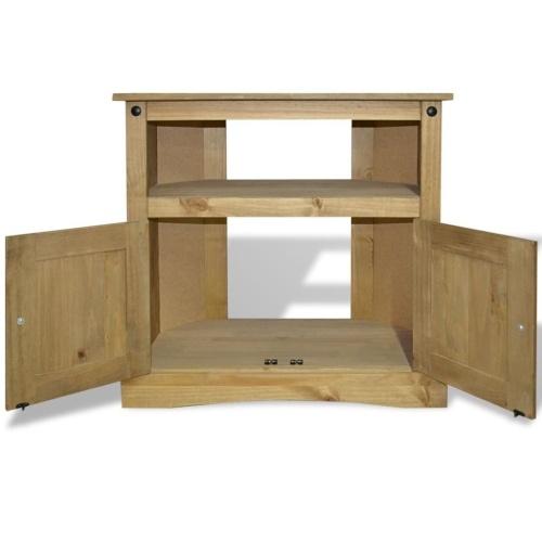 Консольный стол в стиле Мексиканского соснового дерева Corona 80x43x78 см