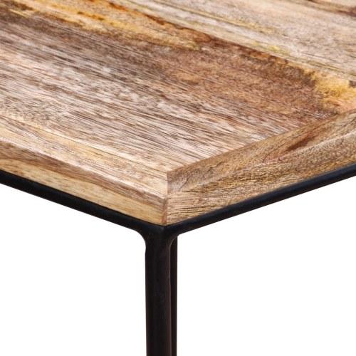 48 X 48 Coffee Table.Coffee Table Solid Mango Wood 48 X 48 X 40 Cm