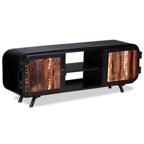 Шкаф для телевизора старая древесина 120 x 30 x 45 см