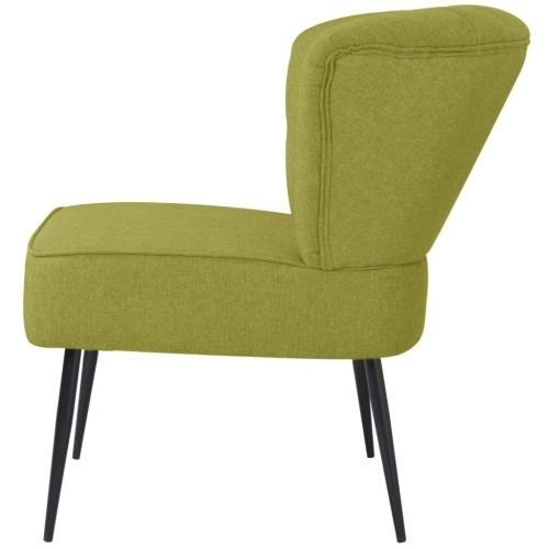 Коктейльный стул зеленый