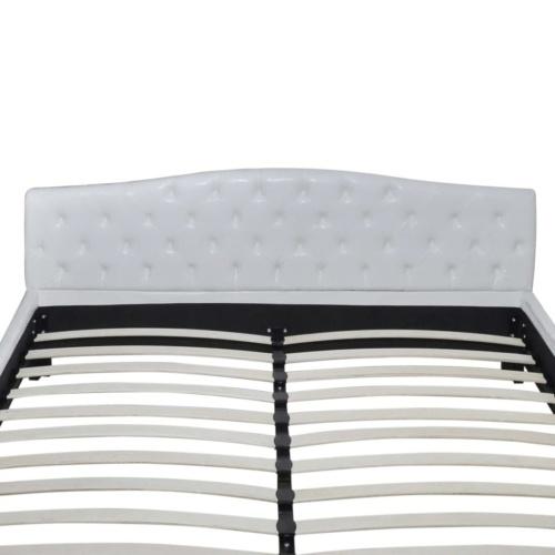 Кожа для подшивки с кодовым покрытием 140х200 см белый