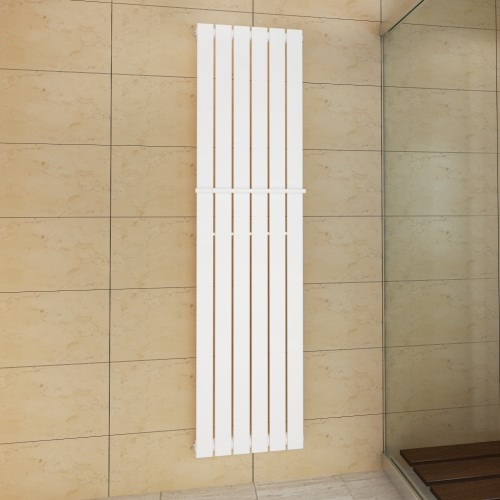 Heating Panel Towel Rack 465mm Heating Panel White 1800 mm