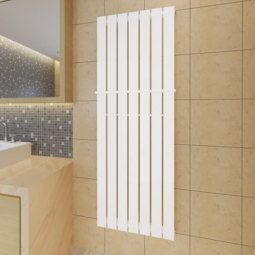 Heating Panel Towel Rack 542mm Heating Panel White 1500 mm