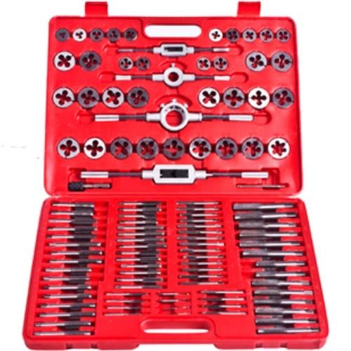 Tap & Die Tool Set 111 pièces