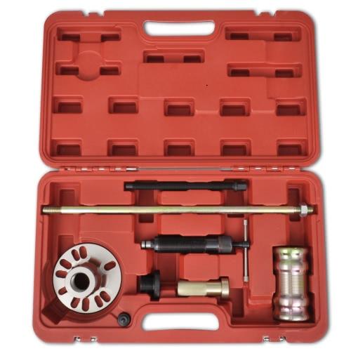 Cubo de rueda hidráulica del tirador con el martillo Set 10 Ton