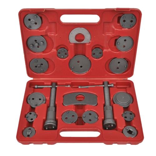 Brake Caliper Piston vento Voltar Ferramenta Kit 21 pcs