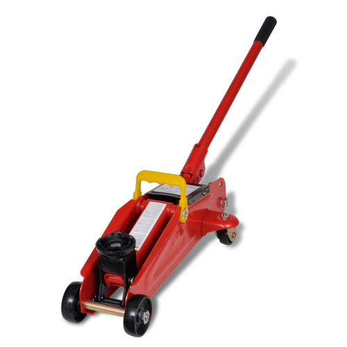 210261 Floor Jack Hydraulic Trolley Jack 2 Ton Red