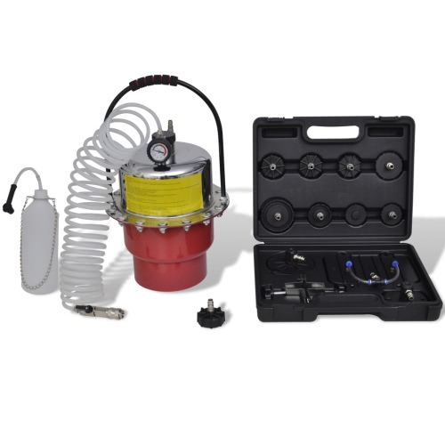 Pression pneumatique Air Bleeder Tool Set