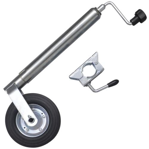 Roda de apoio 48 milímetros com uma divisão da braçadeira