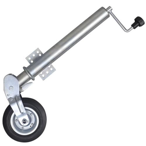 60 mm Wytrzymała Folding Wheel Jockey