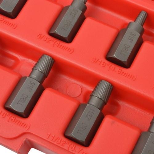 Zehn Stück Schraubenzieher Set Stahl