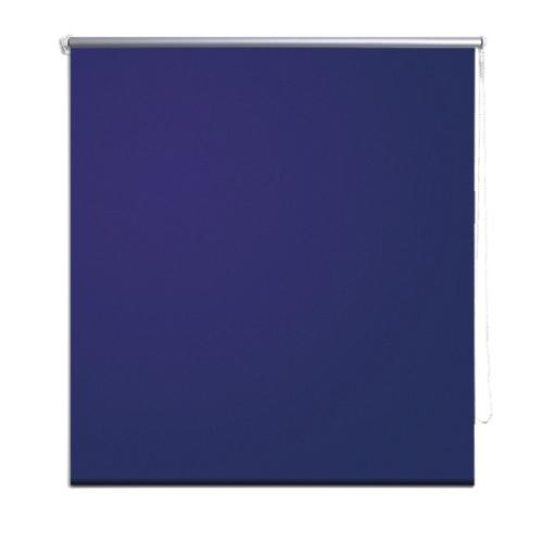 Roller Blind Blackout 140 x 230 cm Marine