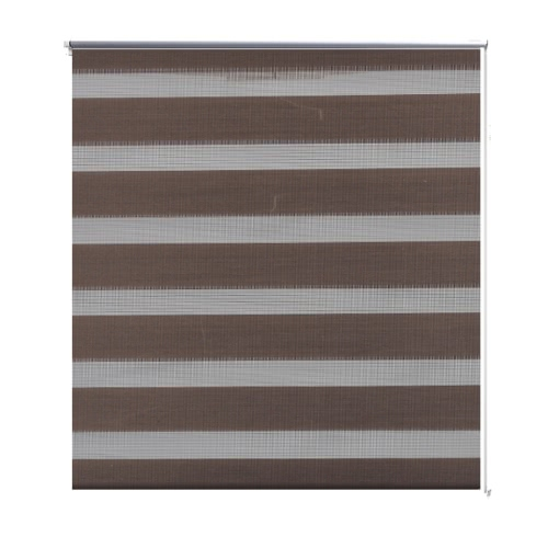 Zebra Blind 60 x 120 cm Coffee