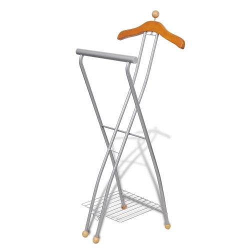 Услуги Стенд одежды стойки Организатор металлический каркас