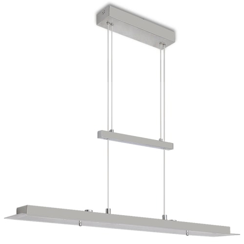 LED Hanging lamp Acrylic 80 cm Warm White 4 x 5 W Straight