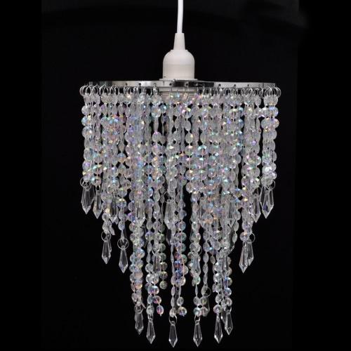 Crystal Pendant Chandelier 22,5 x 30,5 cm