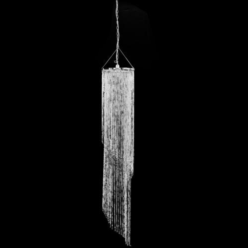 Crystal Pendant Chandelier 33 x 183 cm