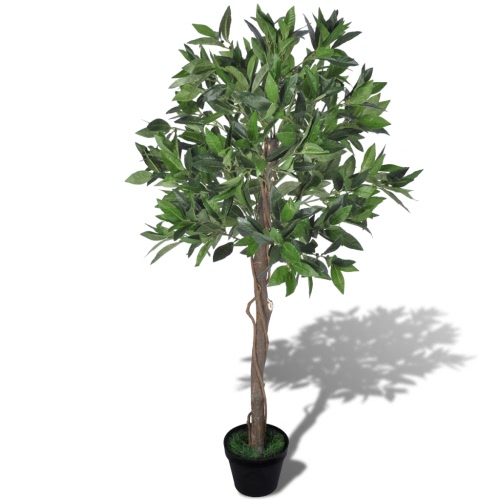 Artificial Bay Tree with Pot 120 cm