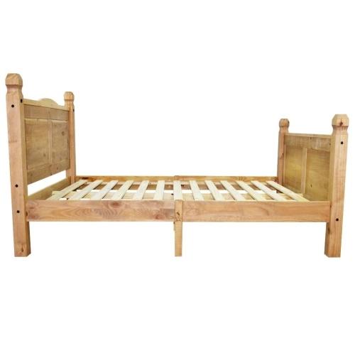 Кровать Рамка Мексиканская Сосна Корона Диапазон 140x200 см
