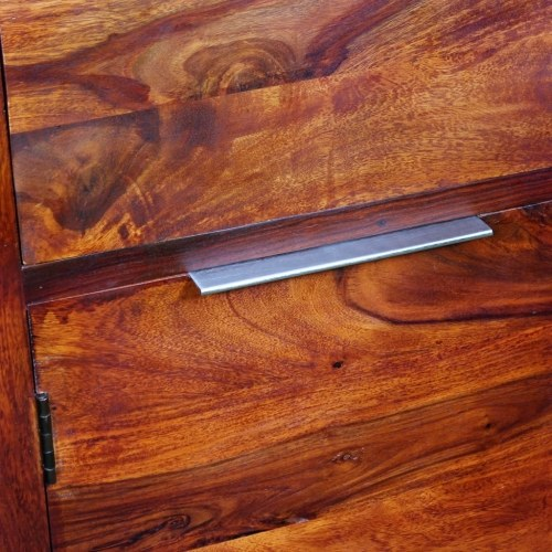Сервант Твердый Sheesham Wood 100x35x140 см