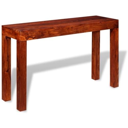 Консольный стол  Solid Sheesham Wood 120x35x75 см