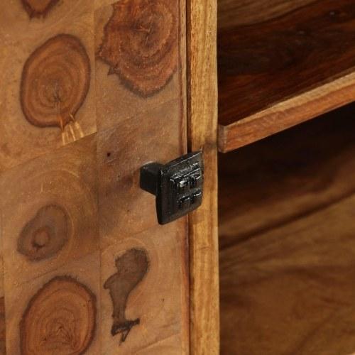 Шкаф для телевизора Solid Sheesham Wood 120x30x40 см