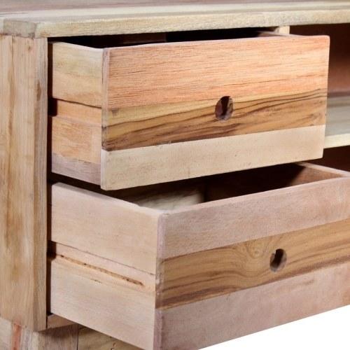 TV Cabinet Твердо восстановленный лес