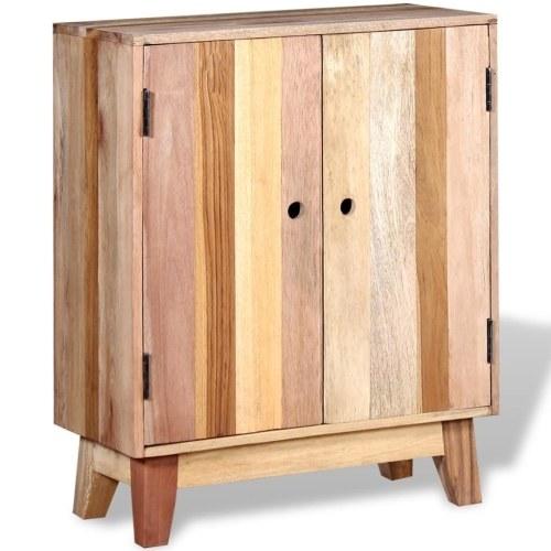 Твердая восстановленная древесина