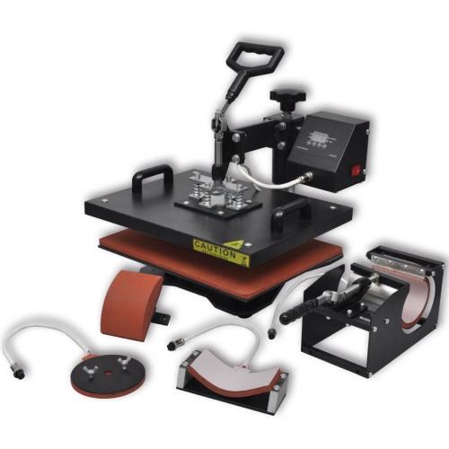 4 in 1 Heat Press Transfer Machine 900 W