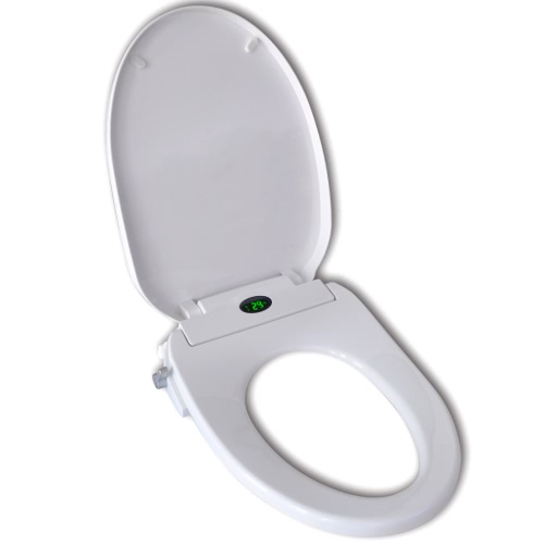 Automatic Electronic Toilet Seat with Bidet Function