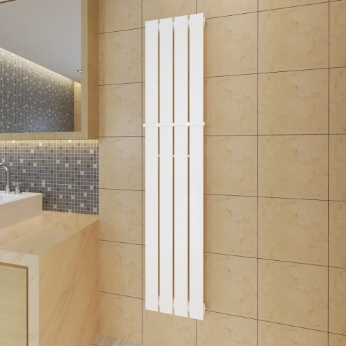 Heating Panel Towel Rack 311mm Heating Panel White 1500mm