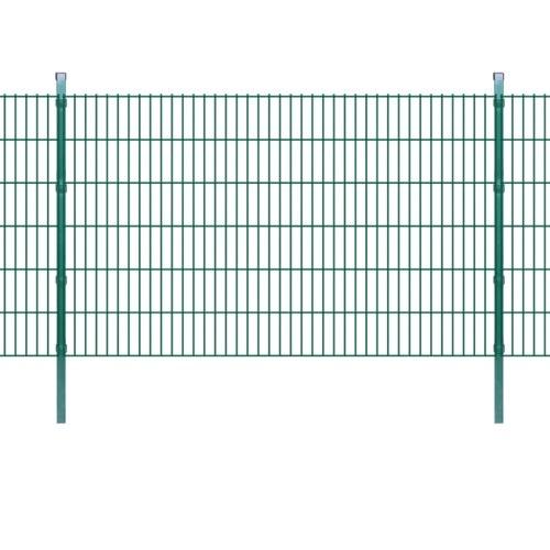 2D recinto del giardino Pannelli & commenti di 2008x1230 mm 14 m Verde