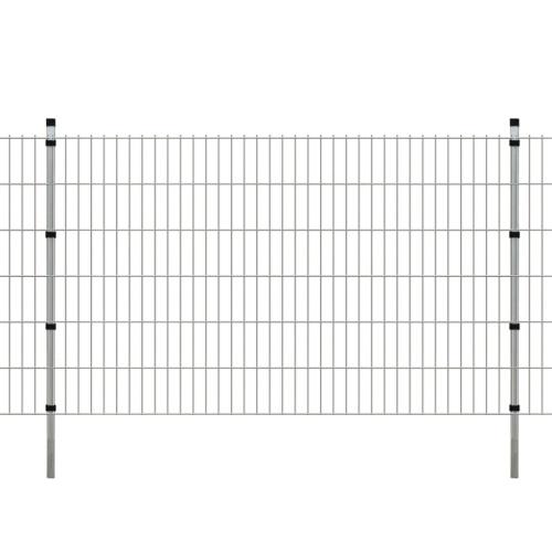 2D recinto del giardino Pannelli & commenti di 2008x1230 mm 4 m d'argento
