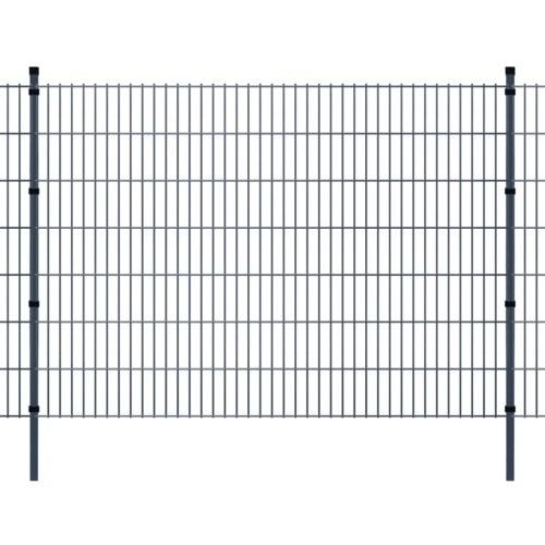 2D recinto del giardino Pannelli & commenti di 2008x1430 mm 22 m grigio