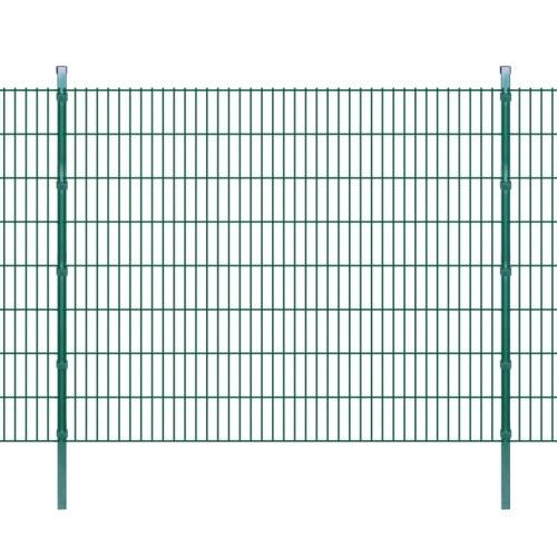 2D recinto del giardino Pannelli & commenti di 2008x1630 mm 38 m Verde