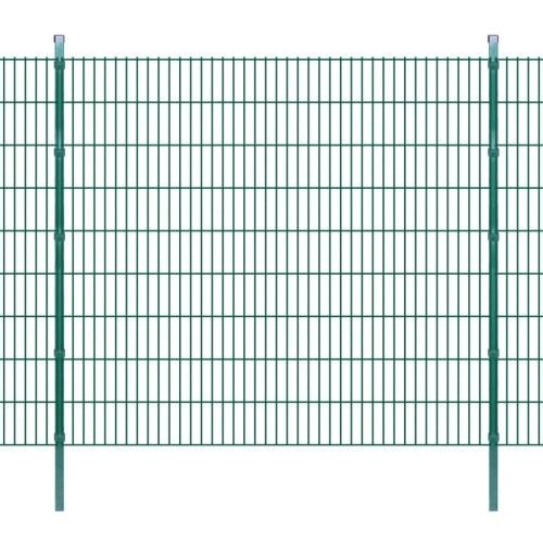 2D recinto del giardino Pannelli & commenti di 2008x1830 mm 22 m Verde