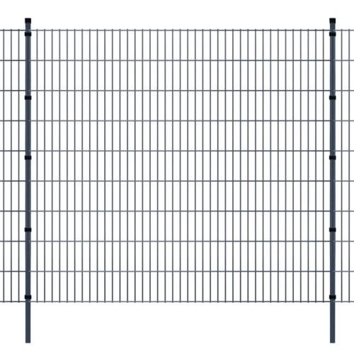 2D recinto del giardino Pannelli & commenti di 2008x1830 mm 46 m grigio