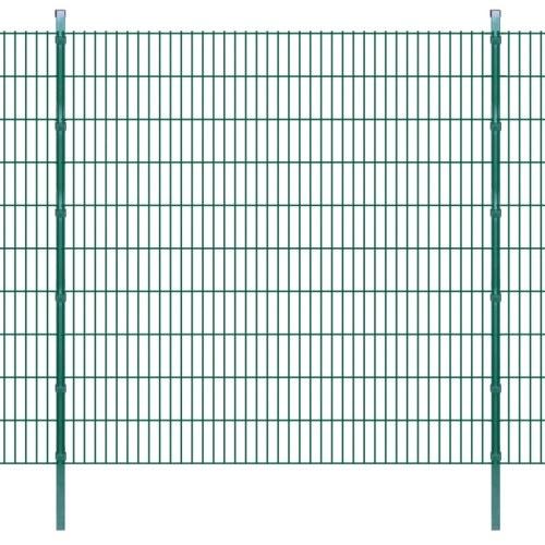 2D recinto del giardino Pannelli & commenti di 2008x2030 mm 20 m Verde