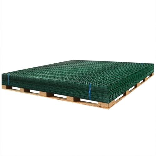 2d garden fence panels 2008x1030 mm 44 m green